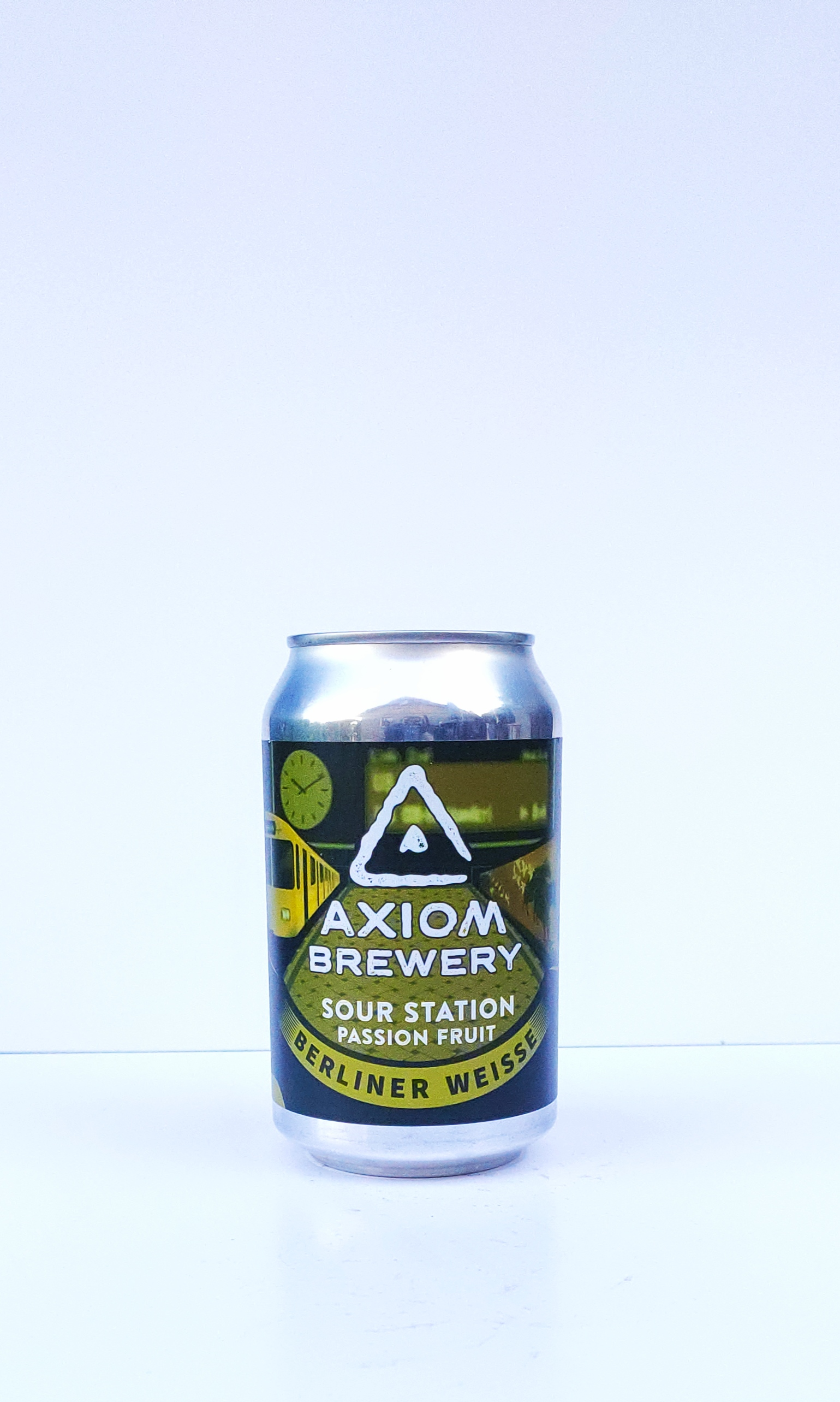 Axiom Sour station passionfruit 10°