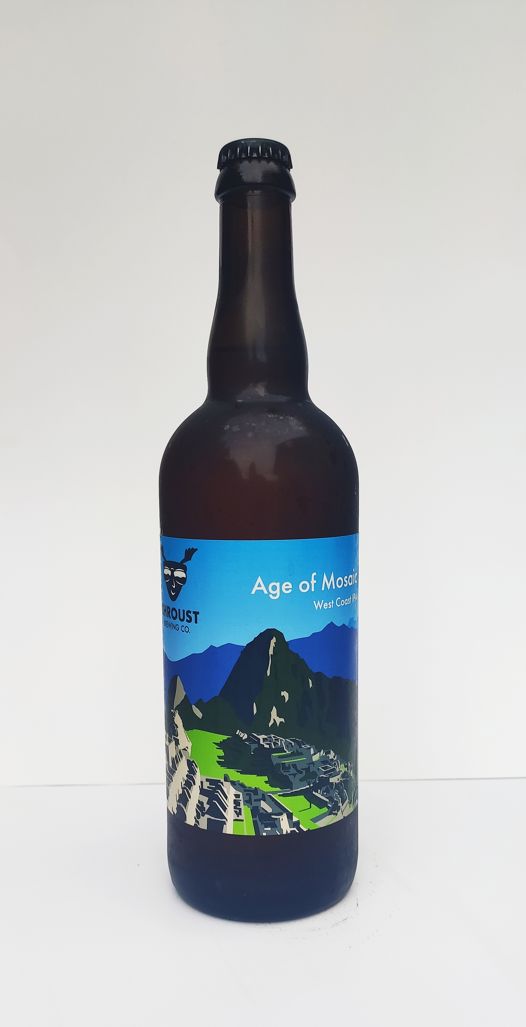 Chroust Age of Mosaic IPA 14°